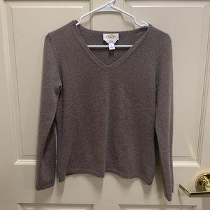 Talbots pure cashmere sweater - small